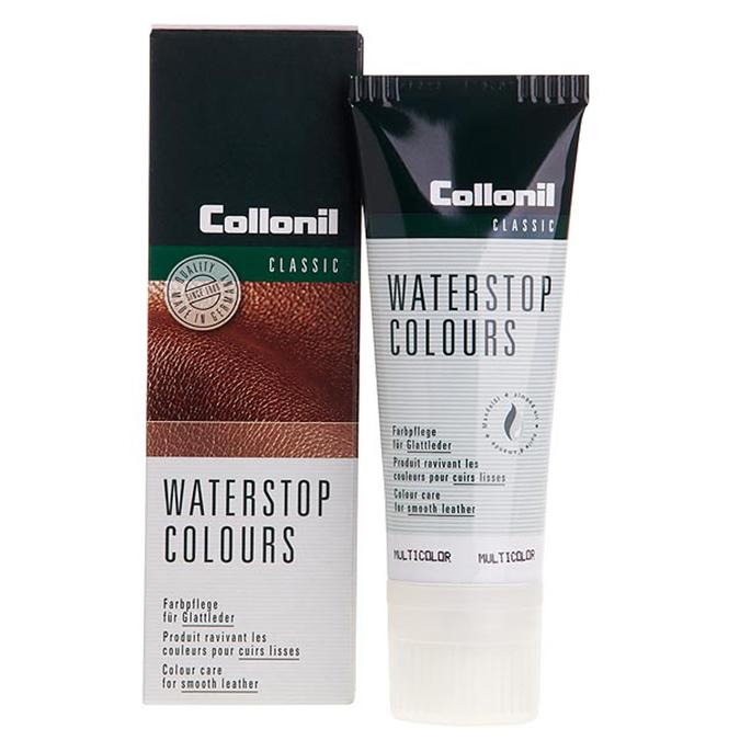 Waterstop krém v tubě s roztírací houbičkou collonil, černá, neutrální, 902-6072 - 13