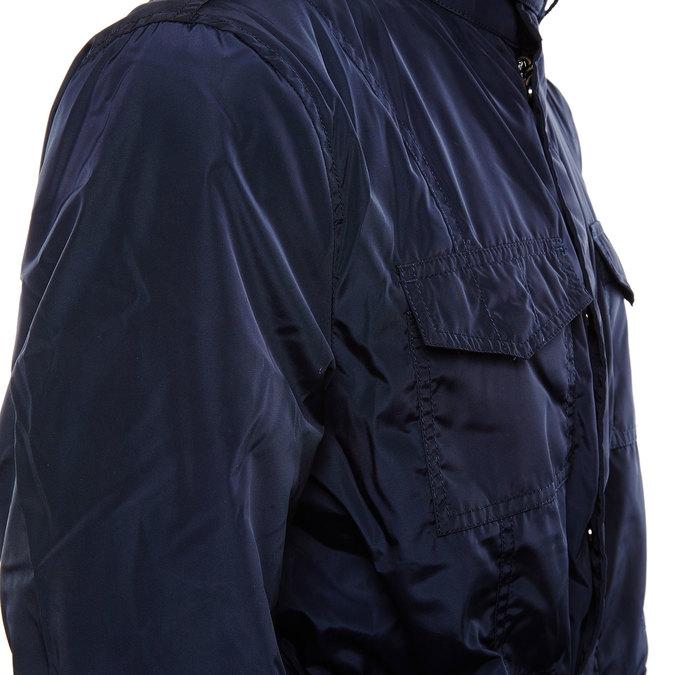 Pánská bunda bata, modrá, 979-9564 - 26