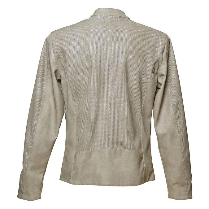 Pánská bunda bata, šedá, 971-2110 - 26