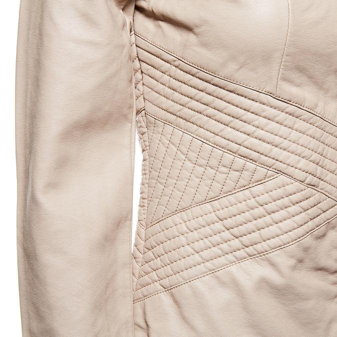 Dámská jarní bunda bata, béžová, 971-5157 - 16