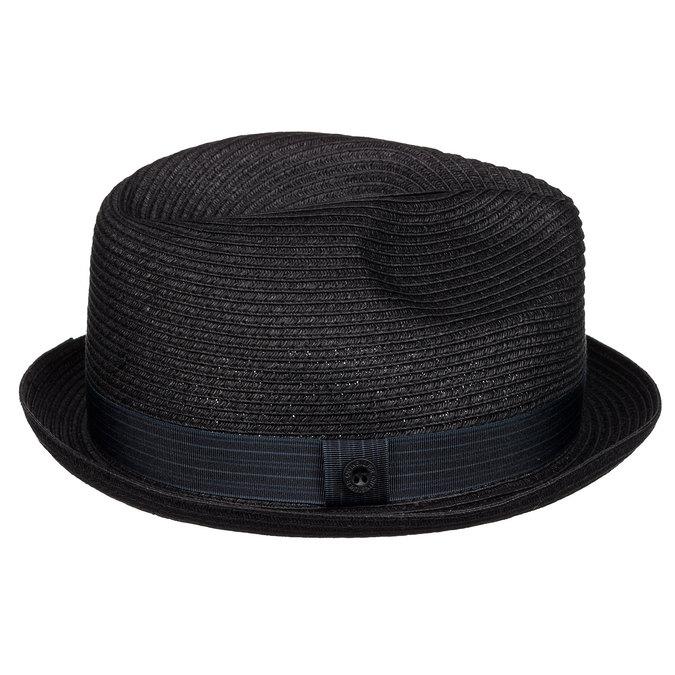 Černý klobouk quiksilver, černá, 929-6026 - 26