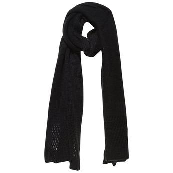 Pletená šála bata, černá, 909-6374 - 13