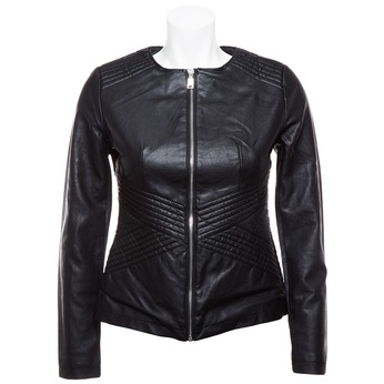 Dámská jarní bunda bata, černá, 971-6157 - 13
