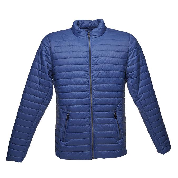 Pánská prošívaná bunda bata, modrá, 979-9515 - 13