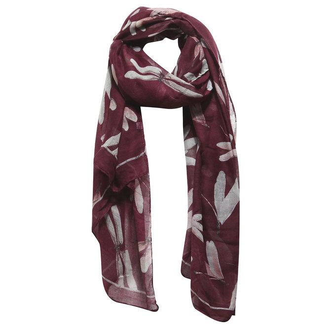 Dámský šátek bata, červená, 909-5305 - 13