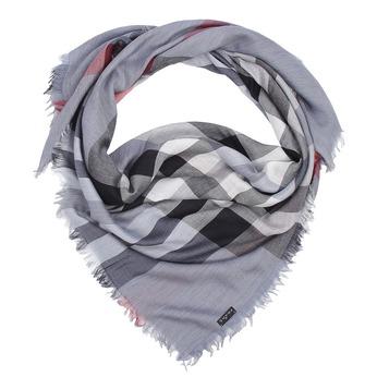 Károvaný šátek fraas, šedá, 929-2061 - 13