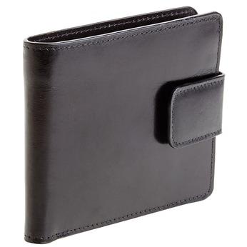 Pánská kožená peněženka bata, černá, 944-6145 - 13