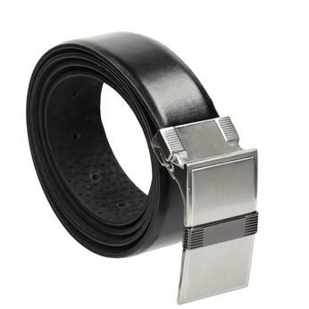 Pánský kožený opasek bata, černá, 954-6140 - 13