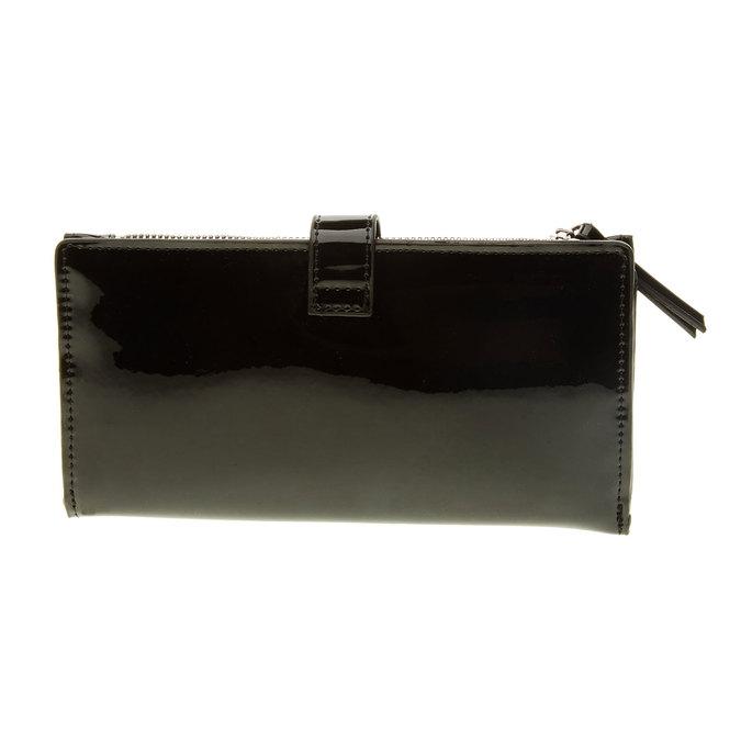Dámská černá peněženka bata, černá, 941-6129 - 26