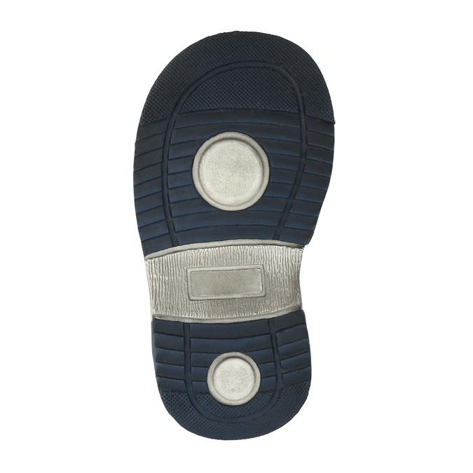 Dětské sandály mini-b, modrá, 161-9100 - 26