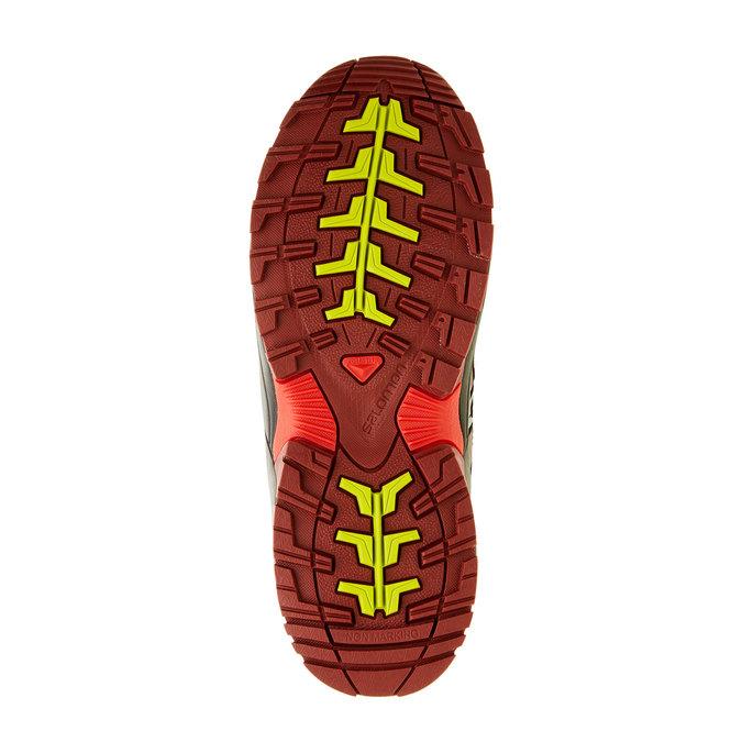 Dětská sportovní obuv salomon, oranžová, černá, 309-5007 - 26