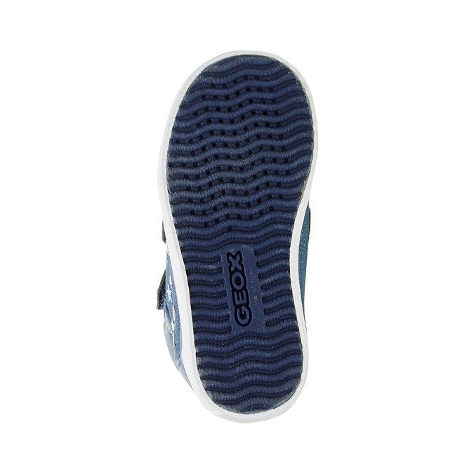 Dětské kotníčkové tenisky geox, modrá, 129-9101 - 26