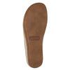 Dámské kožené sandály comfit, bílá, 574-1248 - 26