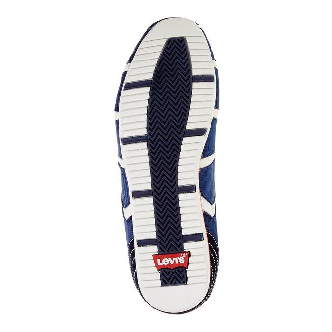 Ležérní pánské tenisky levis, modrá, 841-9198 - 26