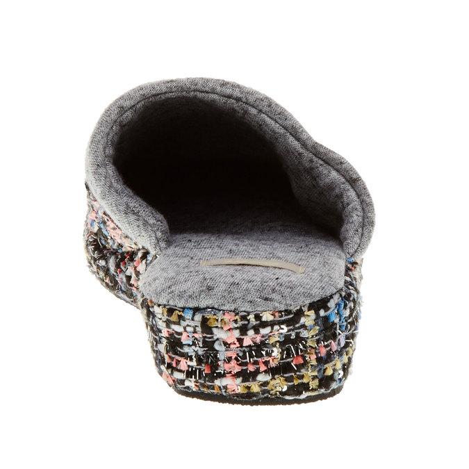 Dámská domácí obuv bata, 579-0114 - 16