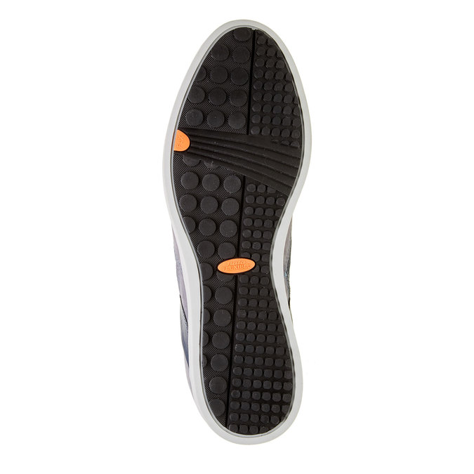 Pánské ležérní tenisky flexible, modrá, 826-9638 - 26