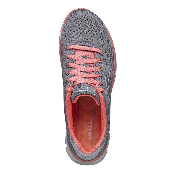 Dámské sportovní tenisky skechers, šedá, 509-2659 - 19
