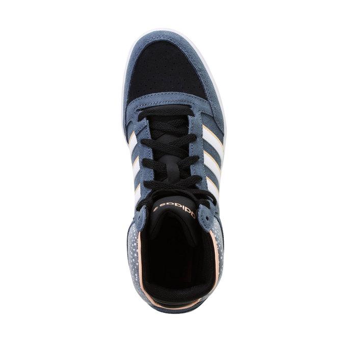 Kotníkové tenisky Adidas adidas, šedá, 503-2121 - 19