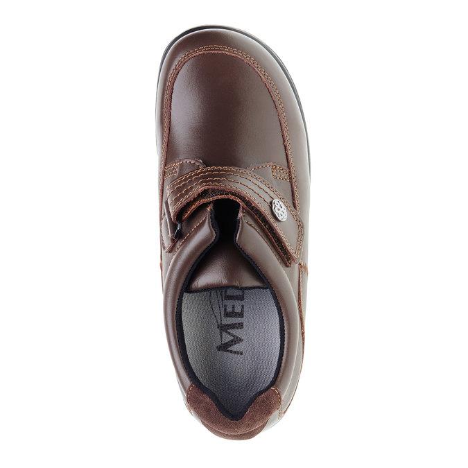 Dámská zdravotní obuv medi, hnědá, 534-4001 - 19