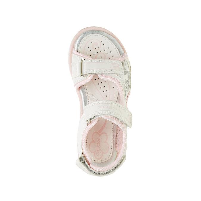 Dětské sandály geox, bílá, 329-1105 - 19