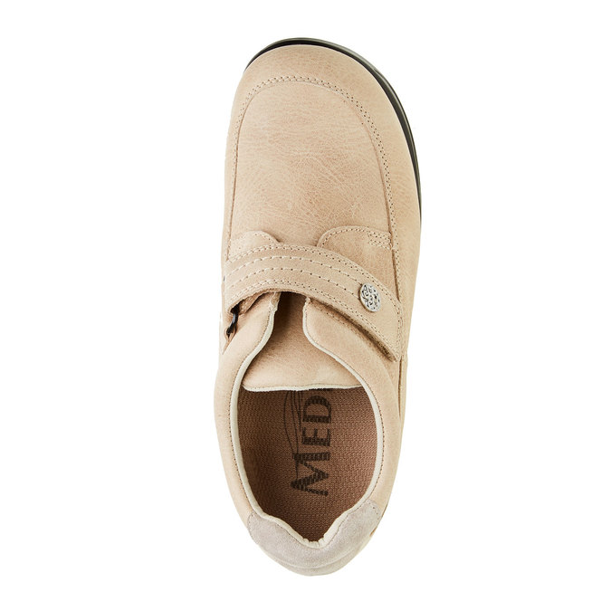 Dámská zdravotní obuv medi, béžová, 534-8108 - 19