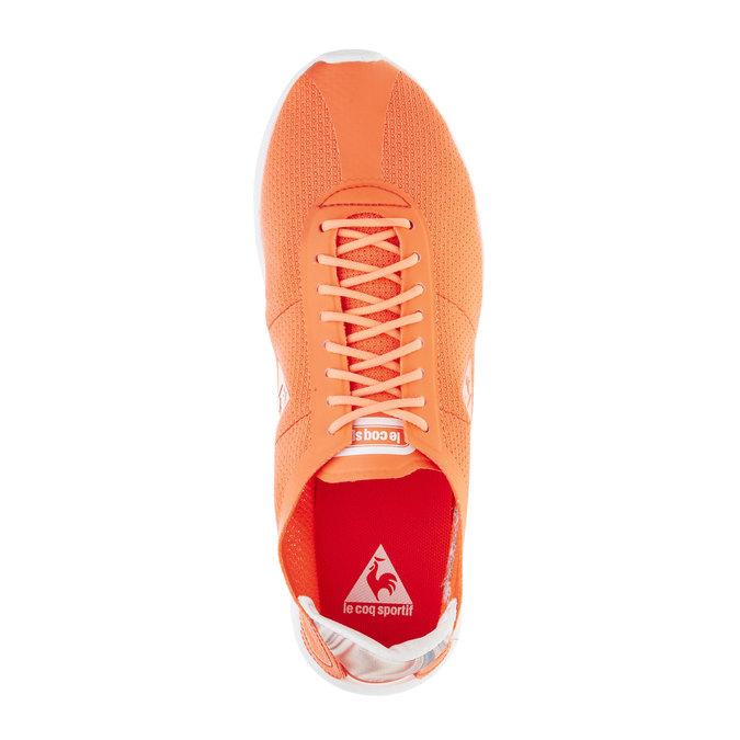 Dámské sportovní tenisky le-coq-sportif, oranžová, 509-5781 - 19