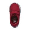 Dětské tenisky na suchý zip vans, červená, 189-5160 - 19