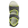 Dětské sandály mini-b, šedá, 363-2182 - 19