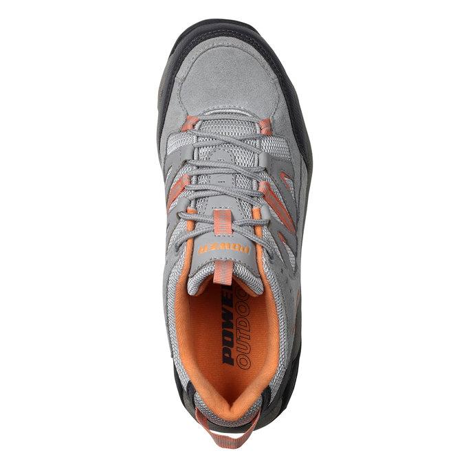 Dámská sportovní obuv power, šedá, 503-2500 - 19