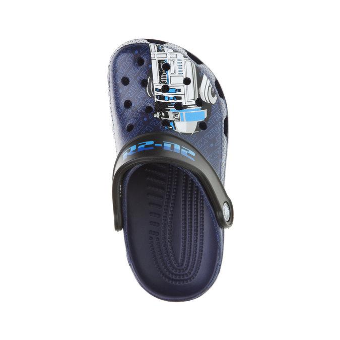 Dětské sandály crocs, černá, 372-6002 - 19