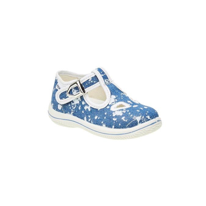 Dětské boty primigi, modrá, 119-9125 - 13