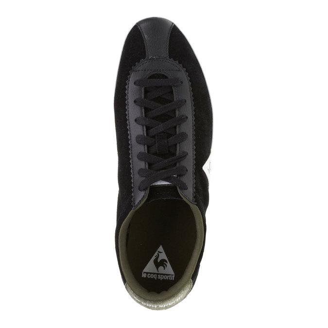 Kožené tenisky le-coq-sportif, černá, 803-6111 - 19