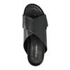 Kožené nazouváky vagabond, černá, 864-6008 - 19