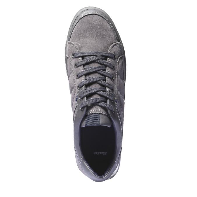 Pánské tenisky bata, šedá, 841-2425 - 19