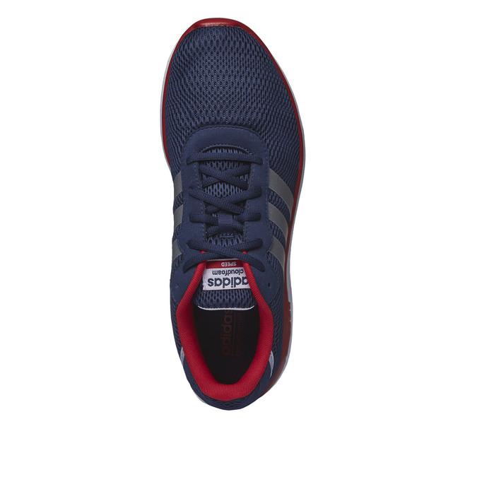 Pánské sportovní tenisky adidas, modrá, 809-9117 - 19
