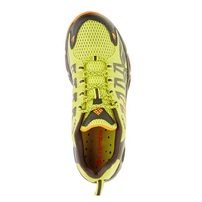 Pánská sportovní obuv columbia, žlutá, 849-8002 - 19
