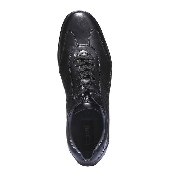 Ležérní tenisky bugatti, černá, 824-6052 - 19