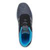Pánské tenisky ve sportovním stylu adidas, černá, 809-6182 - 19