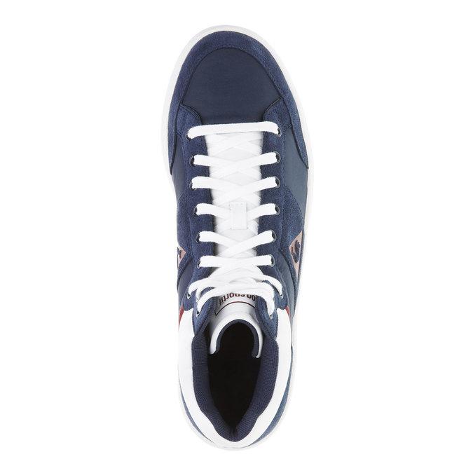 Pánské sportovní kotníčkové tenisky le-coq-sportif, modrá, 809-9922 - 19