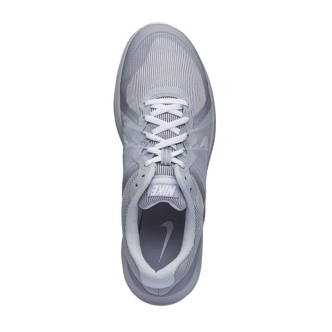 Sportovní tenisky nike, šedá, 809-2327 - 19