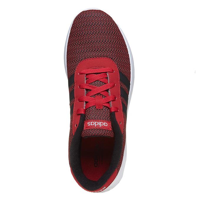 Pánské tenisky ve sportovním stylu adidas, červená, 809-5182 - 19