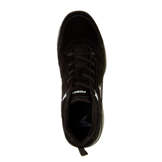 Pánské sportovní tenisky power, černá, 803-6113 - 19