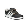 Dětské tenisky na suché zipy adidas, černá, 301-6167 - 13