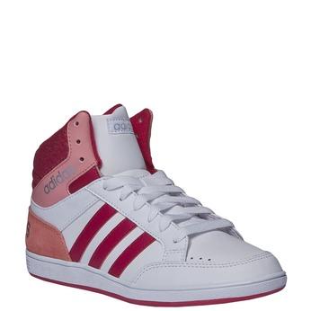 Dětské kotníčkové tenisky adidas, bílá, 401-1204 - 13