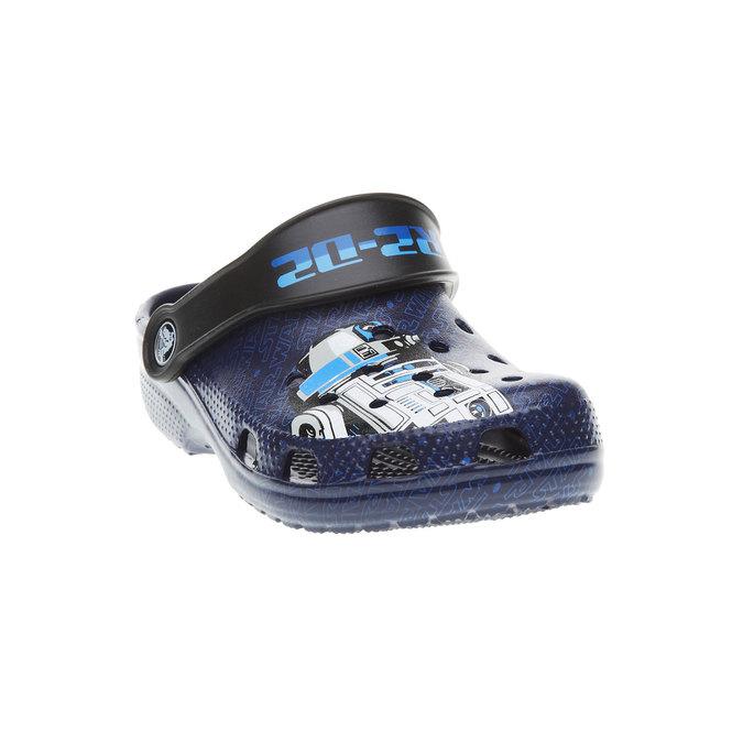 Dětské sandály crocs, černá, 372-6002 - 13