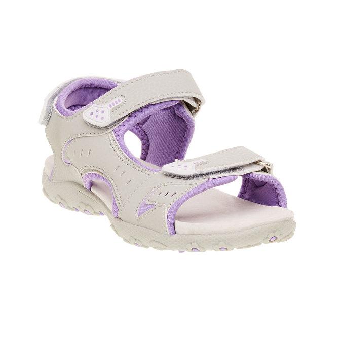 Dětské sandály weinbrenner-junior, šedá, 361-2552 - 13