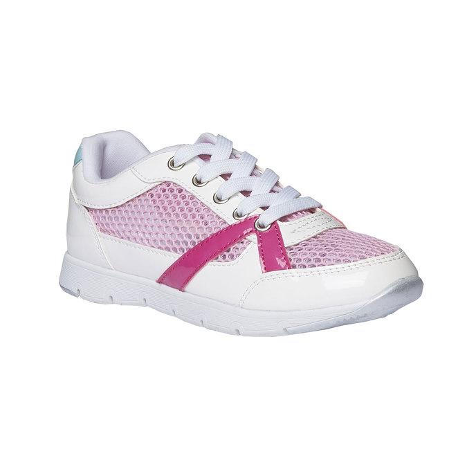 Dívčí sportovní tenisky mini-b, bílá, 329-1175 - 13