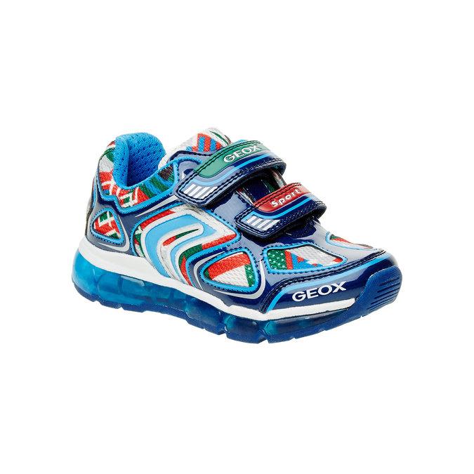 Dětské tenisky geox, modrá, 311-9103 - 13