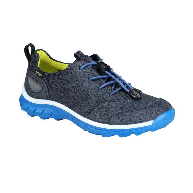 Chlapecká kotníčková sportovní obuv ecco, černá, 316-6001 - 13