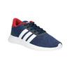 Dětské tenisky ve sportovním střihu adidas, modrá, 309-9141 - 13